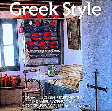 Greek Style 9780500235263