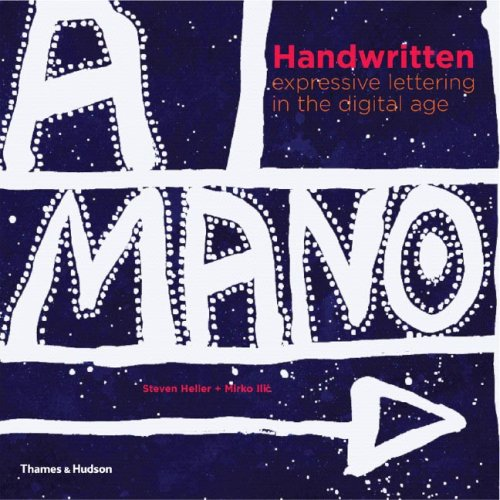 Handwritten: Expressive Lettering in the Digital Age 9780500285954