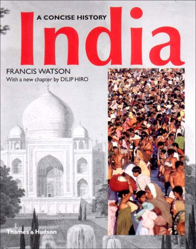 India: A Concise History 9780500283738
