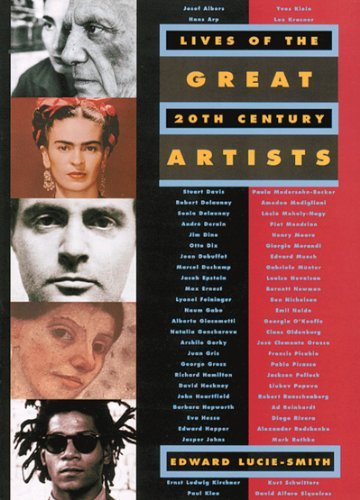 Lives of the Great 20th-Century Artists 9780500237397