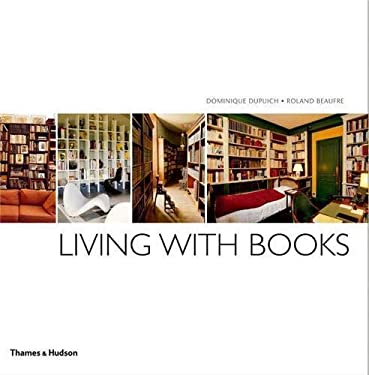 Living with Books 9780500290309