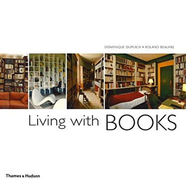 Living with Books 9780500515433