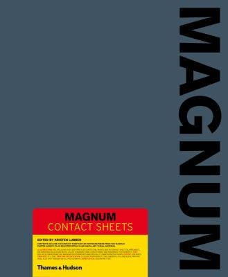 Magnum Contact Sheets 9780500543993