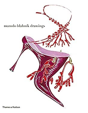 Manolo Blahnik Drawings 9780500284131