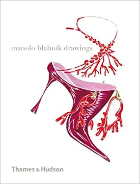Manolo Blahnik Drawings 9780500288092