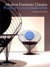 Modern Furniture Classics: Postwar to Postmodern 1645119