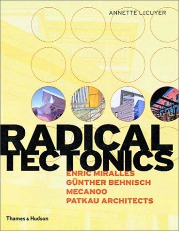 Radical Tectonics 9780500282663