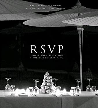 Rsvp: Simple Sophistication. Effortless Entertaining. 9780500516393