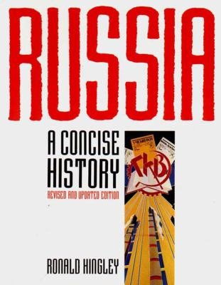 Russia: A Concise History 9780500276273