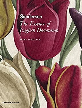 Sanderson: The Essence of English Decoration 9780500515198
