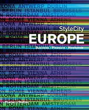 StyleCity: Europe 9780500210208