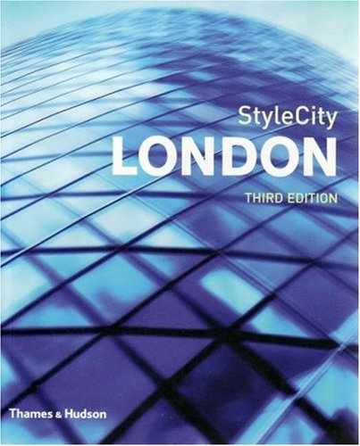StyleCity: London 9780500210222
