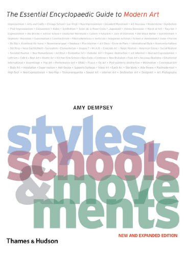Styles, Schools and Movements: The Essential Encyclopaedic Guide to Modern Art 9780500288443
