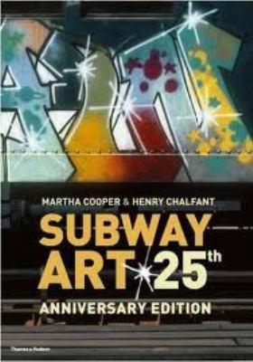 Subway Art 9780500514542