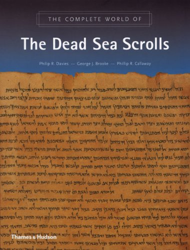 The Complete World of the Dead Sea Scrolls 9780500283714
