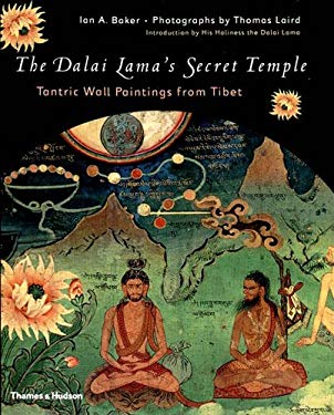 The Dalai Lama's Secret Temple: Tantric Wall Paintings from Tibet 9780500510032