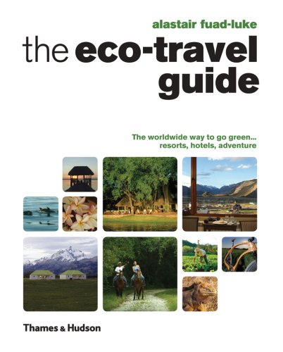 The Eco-Travel Guide 9780500287668