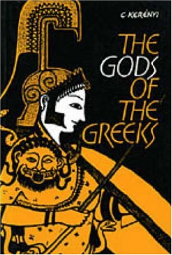 Gods of the Greeks 9780500270486