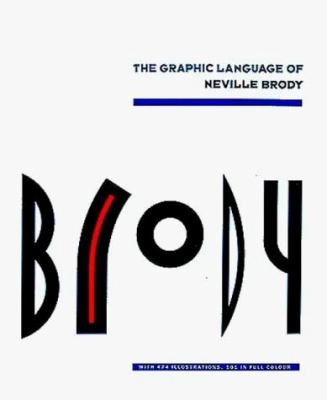 The Graphic Language of Neville Brody 9780500274965