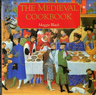 The Medieval Cookbook 9780500015483