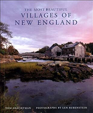 The Most Beautiful Villages of New England 9780500018002