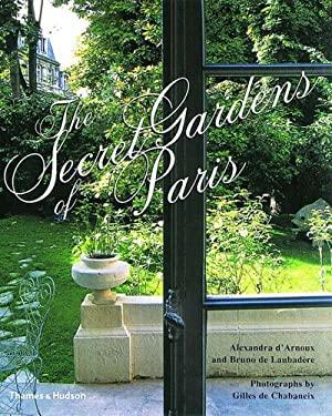 The Secret Gardens of Paris 9780500283547