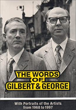 The Words of Gilbert and George 9780500280157