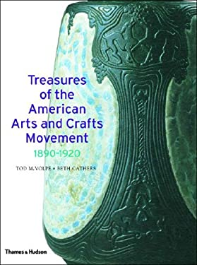 Treasures of the American Arts and Crafts Movement 1890-1920 9780500284087
