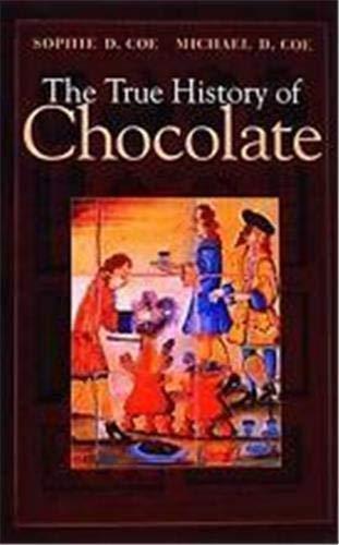 True History of Chocolate 9780500016930