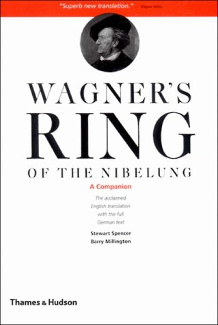 Wagner's Ring of the Nibelung: A Companion 9780500281949