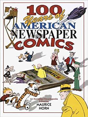 100 Years of American Newspaper Comics 9780517124475