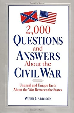 2,000 Questions and Answers about the Civil War 9780517189269