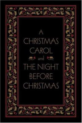 A Christmas Carol and the Night Before Christmas 9780517229279