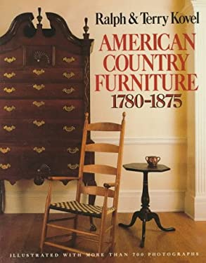 American Country Furniture: 1780-1875 9780517546680