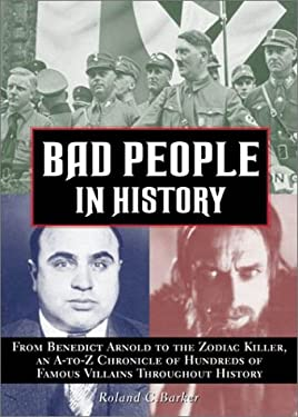 Bad People in History 9780517163115