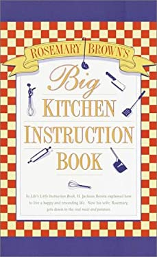 Big Kitchen Instruction Book