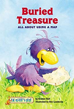 Buried Treasure: All about Using a Map 9780516246529