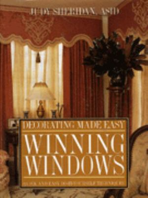Decorating Made Easy: Winning Windows: Decorating Made Easy: Winning Windows 9780517200650