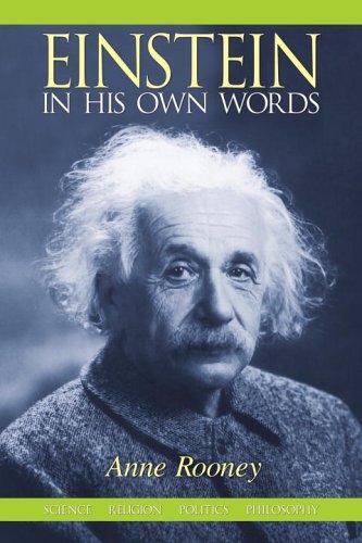 Einstein in His Own Words 9780517228470