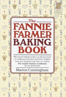 Fannie Farmer Baking Book 9780517148297