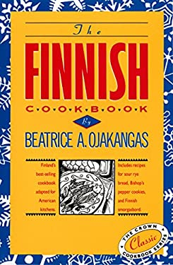 Finnish Cookbook 9780517501115