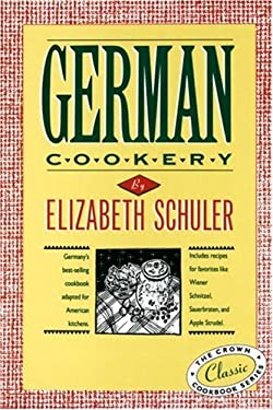 German Cookery 9780517506639