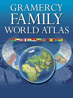 Gramercy Family World Atlas 9780517230053