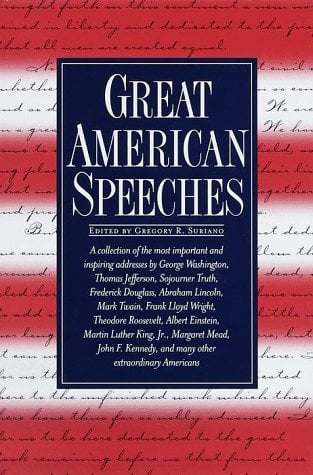 Great American Speeches 9780517091173