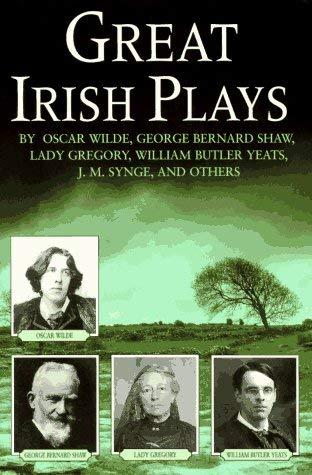 Great Irish Plays 9780517124291