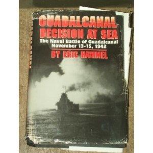 Guadalcanal : Decision at Sea