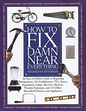 How to Fix Damn Near Everything 9780517662007