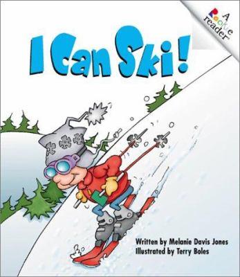 I Can Ski! 9780516279015