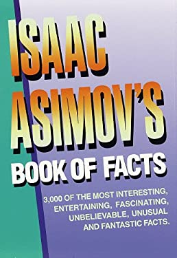 Isaac Asimov's Book of Facts 9780517065037