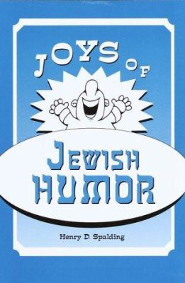 Joys of Jewish Humor 9780517161920